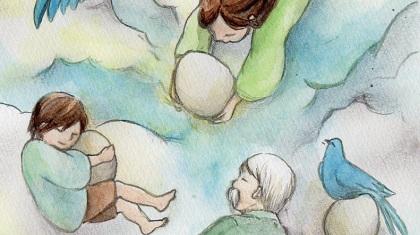 『違っているって素晴らしい』詩画/朗読/藤崎眞理子ーザプレイズ(ThePraise)