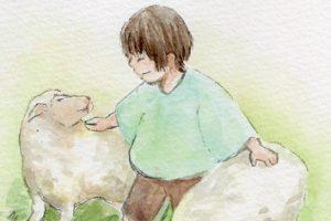 『ありのまま』詩画/朗読/藤崎眞理子ーザプレイズ(ThePraise)