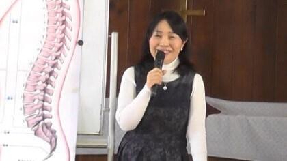 「心と体の健康〜年を重ねる恵み」藤崎眞理子/講演会-ザプレイズ日記